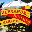 Alexandra Summer Markets 2019 - 2020.