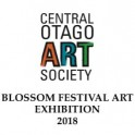 Central Otago Art Society, Blossom Festival Art Exhibition 2018 - Call For Entries.