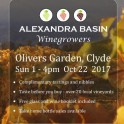Alexandra Wine Basin - New Releases Wine Tasting