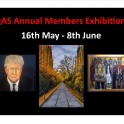 Queenstown Arts Centre - Annual Members Exhibition.