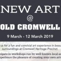 New Art at Old Cromwell, 2019.