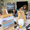Central Otago Art Society - 'Monday Painters' with Debbie Malcolm.