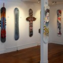 NZ SHRED - Onboard -  Recycled Snowboard Exhibition. Expressions of Interest.