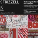 Central Stories Museum and Art Gallery - An Evening with Dick Frizzell.