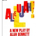Central Cinema - National Theatre Live - 'Allelujah'.