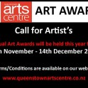 Queenstown Arts Centre - Call for Entries into Art Awards.