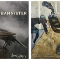 Artbay Gallery - Simon Max Bannister & Ilya Volykhine Exhibition Openings.