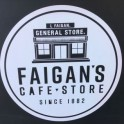 Faigan's Cafe and Store - New Art.