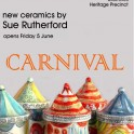 Hullabaloo Art Space - 'Carnival', by Sue Rutherford.