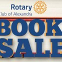 The Rotary Club of Alexandra -  Annual Book Sale 2021.