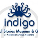 Central Stories Museum and Art Gallery - Indigo Exhibition