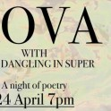 Nova - A Night of Poetry and a Book Launch.