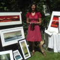 Esther Dexter at Art in the Garden