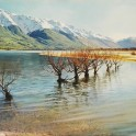 Glenorchy - Oil on Canvas